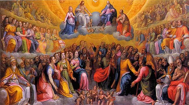 Catolicidad: FIESTA DE TODOS LOS SANTOS